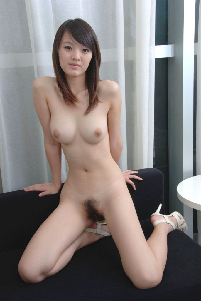Naked china girls